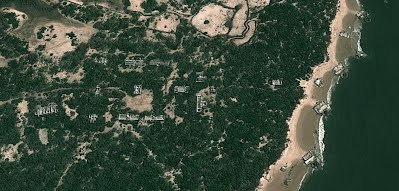 Xefina Island Ruins of Old Fort