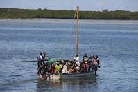 How to get to Ibo Island from Pemba by Boat