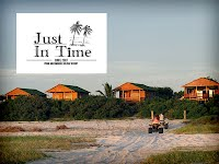 Just in Time Holiday Resort in Bilene, Mozambique