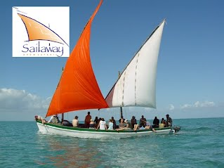 Sailaway Dhow Safaris in the Bazaruto Archipelago