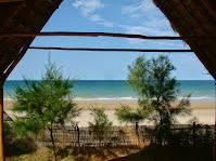 Ponta Mapalo Beachfront Inhassoro Accommodation