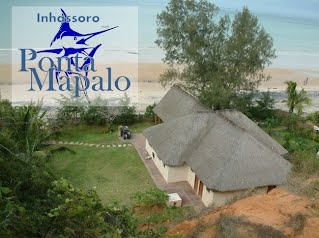 Ponta Mapalo Beachfront Inhassoro Self-catering lodge