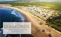 Diamonds Mequfi Beach Lodge offering Beachfront Accommodation in Pemba