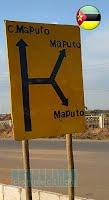 Traffic Directions Maputo