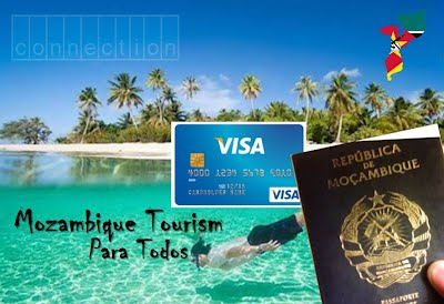 Credit card payments for tourist visas for Mozambique