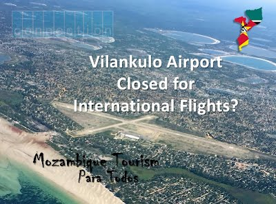 Vilankulo and Inhambane hotels reject plan to close airports