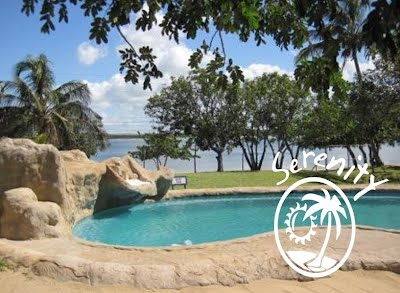 Serenity Lodge Beachfront Bilene Accommodation with pool