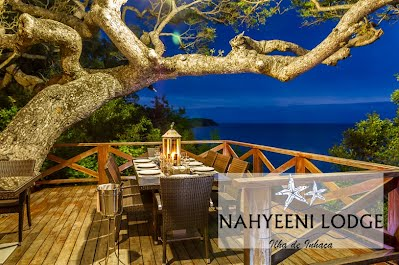 Nahyeeni Lodge on Inhaca Island