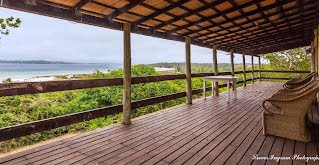 Views at Laguna Camp and Bungalows in Bilene