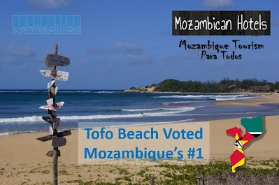 Tofo Beach voted Southern Mozambique's Best Beach