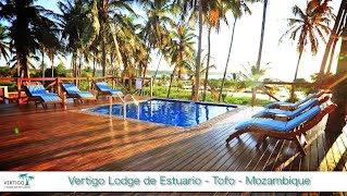 Vertigo Lodge de Estuario, Glamping in Tofo