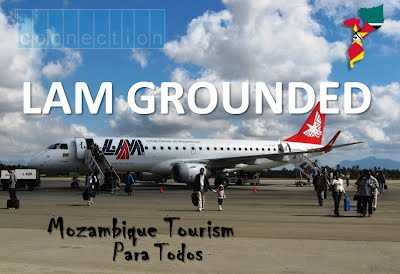 LAM Linhas Aereas de Mocambique Flights Grounded due to lack of fuel