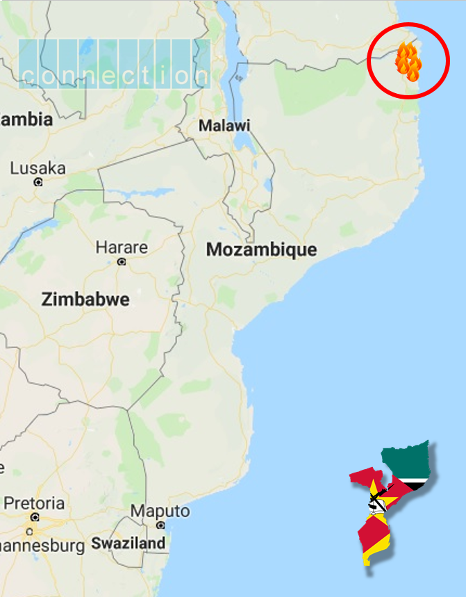 Terrorist attacks in Northern Mozambique