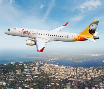 Fastjet Airline in Mozambique