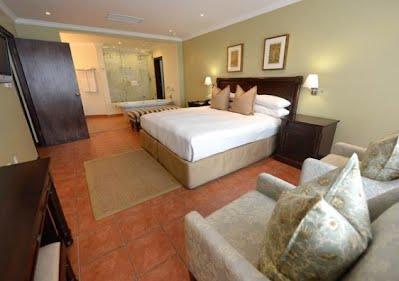 Cardoso Hotel Bedroom