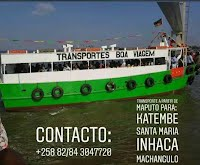 How to get to Inhaca Island by Ferry