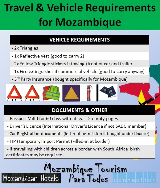 Top Ten Tips for Driving in Mozambique - Mozambican Hotels